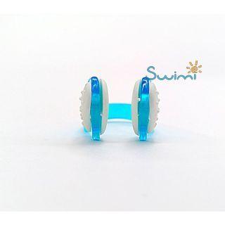 Ласты детские грудничковые Propercarry Baby Super Elastic, размер - 21-22, цвет - зелёный, 100% натуральный каучук + Клписа зажим для носа, рис. 10 - Swimi - интернет магазин