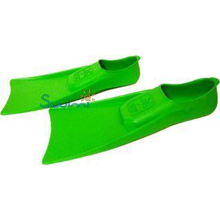 Ласты детские грудничковые Propercarry Baby Super Elastic, размер - 21-22, цвет - зелёный, 100% натуральный каучук + Клписа зажим для носа, рис. 6 - Swimi - интернет магазин