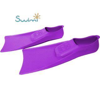 Ласты детские грудничковые Propercarry Baby Super Elastic, размер - 21-22, цвет - фиолетовый, 100% натуральный каучук, рис. 5 - Swimi - интернет магазин