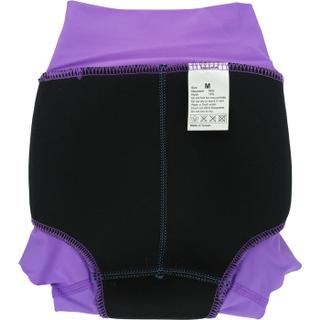 Детский многоразовый подгузник Propercarry неопреновый, 1-1,5 года, размер - L, 74-80 см, вес ребенка - от 10 до 12 кг, принт - Русалки на голубом - артикул: SN1903-001L, рис. 4 - Swimi - интернет магазин
