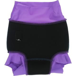 Детский многоразовый подгузник Propercarry неопреновый, 1-1,5 года, размер - L, 74-80 см, вес ребенка - от 10 до 12 кг, принт - Русалки на голубом - артикул: SN1903-001L, рис. 5 - Swimi - интернет магазин