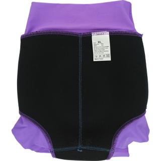 Низ гидрокостюма детский неопреновый Propercarry с нейлоновым покрытием, 2-3 года, размер - SL, 98 см, вес ребенка - от 14 до 16 кг, принт - Русалки на голубом - артикул: SN1903-001SL, рис. 3 - Swimi - интернет магазин