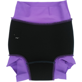 Низ гидрокостюма детский неопреновый Propercarry с нейлоновым покрытием, 1,5 - 2 года, размер - XL, 86-92 см, вес ребенка - от 12 до 14 кг, принт - Русалки на голубом - артикул: SN1903-001XL, рис. 4 - Swimi - интернет магазин