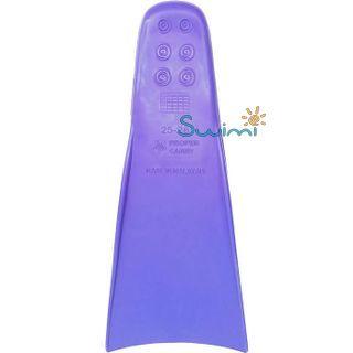Детские нарукавники для плавания SwimSafe несдуваемые с наполнителем + Фиолетовые детские ласты Proper Сarry из натуральной резины (каучук) с закрытой пяткой, рис. 4 - Swimi - интернет магазин