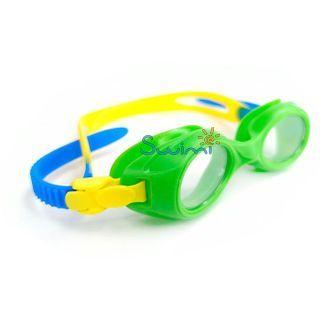 Ласты детские для бассейна Propercarry Super Elastic, размер - 25-26, цвет - красный, 100% натуральный каучук + Плавательные очки для малыша Propercarry, рис. 7 - Swimi - интернет магазин