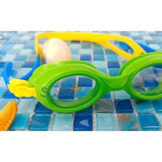 Ласты детские для бассейна Propercarry Super Elastic, размер - 25-26, цвет - фиолетовый, 100% натуральный каучук + Плавательные очки для малыша Propercarry, рис. 10 - Swimi - интернет магазин