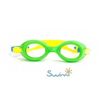 Ласты детские для бассейна Propercarry Super Elastic, размер - 25-26, цвет - красный, 100% натуральный каучук + Плавательные очки для малыша Propercarry, рис. 9 - Swimi - интернет магазин
