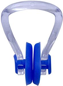 Ласты детские для бассейна Propercarry Super Elastic, размер - 25-26, цвет - фиолетовый, 100% натуральный каучук + Клписа зажим для носа, рис. 2 - Swimi - интернет магазин