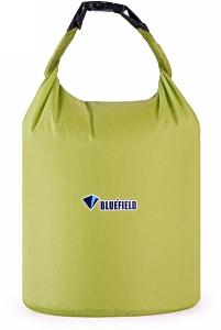 Герметичная сумка-мешок Bluefield водонепроницаемая, объём - 20 литров, цвет - жёлтый, рис. 1 - Swimi - интернет магазин