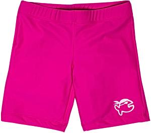 Шорты плавательные детские IQ-UV Jolly children, рост - 104-110 см, возраст - 4-5 лет, цвет - розовый, рис. 1 - Swimi - интернет магазин